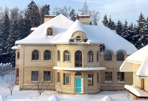 Купить коттедж или дом по адресу Москва, п. Воскресенское, д. Богородское