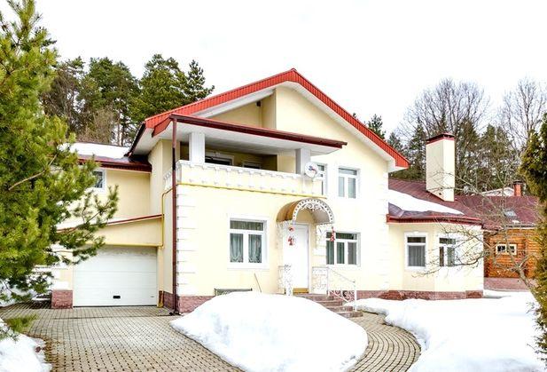 Купить коттедж или дом по адресу Москва, п. Воскресенское, тер. ДСК Сосенки