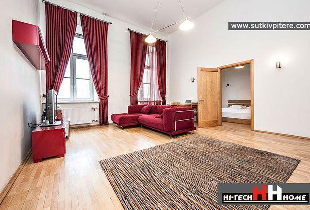Снять трёхкомнатную квартиру по адресу Санкт-Петербург, Кирочная , дом 2