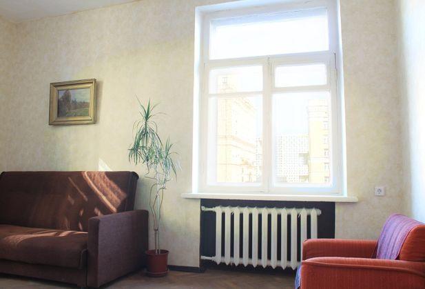 Купить четырёхкомнатную квартиру по адресу Москва, Мира, дом 99