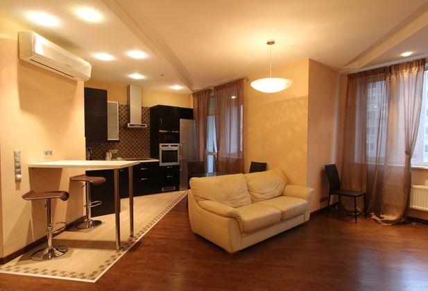 Снять двухкомнатную квартиру по адресу Москва, ЦАО, Шаболовка, дом 23, к. 4