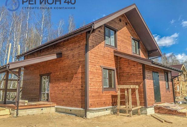 Купить коттедж или дом по адресу Калужская область, Боровский р-н, д. Рязанцево