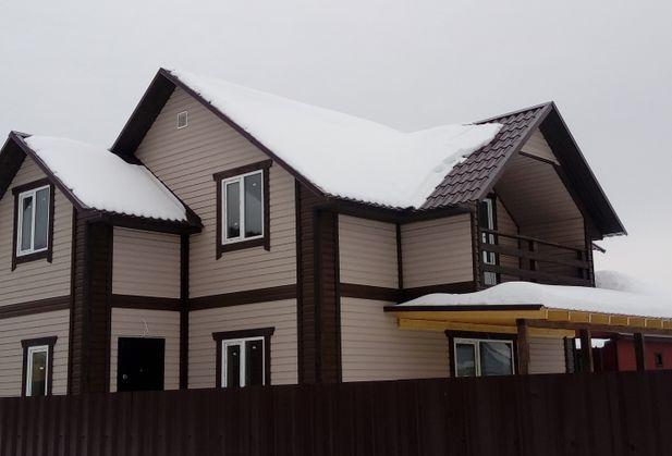 Купить коттедж или дом по адресу Калужская область, Жуковский р-н, д. Верховье