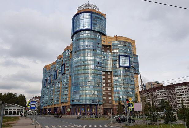 Купить квартиру со свободной планировкой по адресу Санкт-Петербург, Планерная, дом 63, к. 1