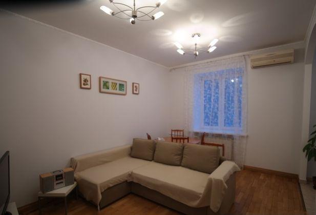 Купить трёхкомнатную квартиру по адресу Москва, переулок Ангелов, дом 1