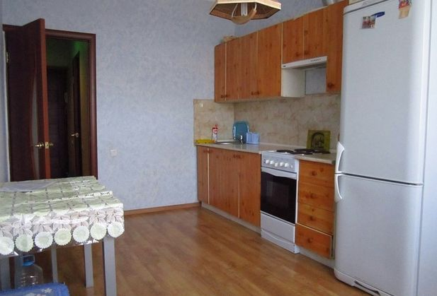 Купить однокомнатную квартиру по адресу Краснодарский край, г. Краснодар, Апрельская, дом 5