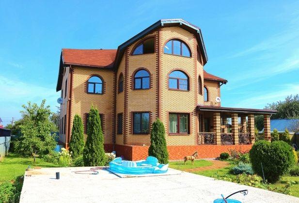 Купить коттедж или дом по адресу Московская область, Егорьевский р-н, д. Заболотье