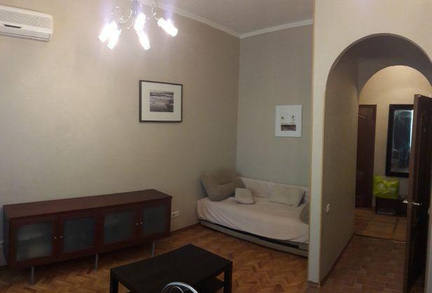 Купить однокомнатную квартиру по адресу Москва, Елецкая улица, дом 18