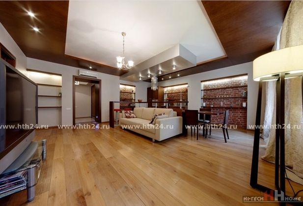 Снять квартиру со свободной планировкой по адресу Санкт-Петербург, Стремянная , дом 11