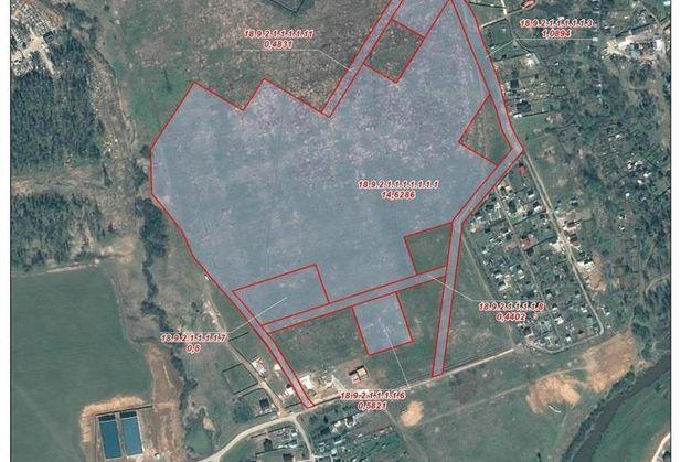 Купить землю по адресу Москва, г. Троицк, ТАО, Калужское