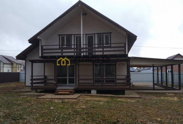 Купить часть дома по адресу Калужская область, Жуковский р-н, д. Верховье