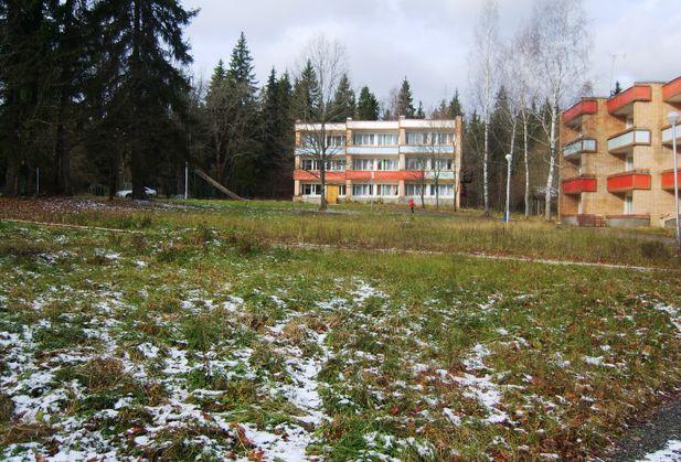 Купить дом отдыха / пансионат, свободного назначения по адресу Московская область, Истринский р-н, д. Кострово