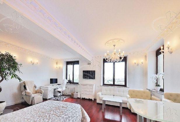 Купить однокомнатную квартиру по адресу Москва, Маломосковская улица, дом 14С14