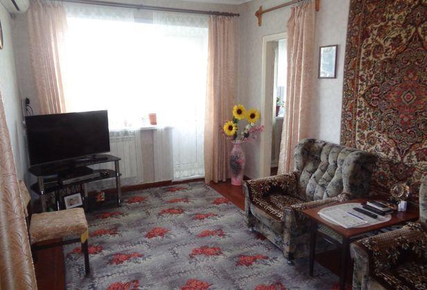 Купить двухкомнатную квартиру по адресу Саратовская область, г. Саратов, Заречная, дом 27