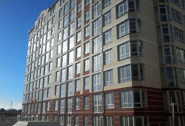 Купить трёхкомнатную квартиру по адресу Севастополь, Античный, дом 26