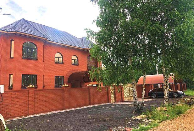 Купить коттедж или дом по адресу Московская область, Егорьевский р-н, г. Егорьевск, Комарова