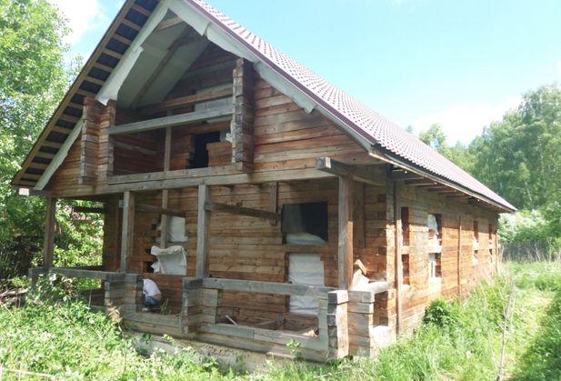 Купить коттедж или дом по адресу Москва, п. Роговское, д.Тетеренки