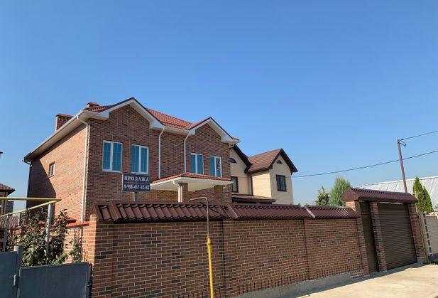 Купить коттедж или дом по адресу Краснодарский край, г. Краснодар, Краснодонская, дом 37
