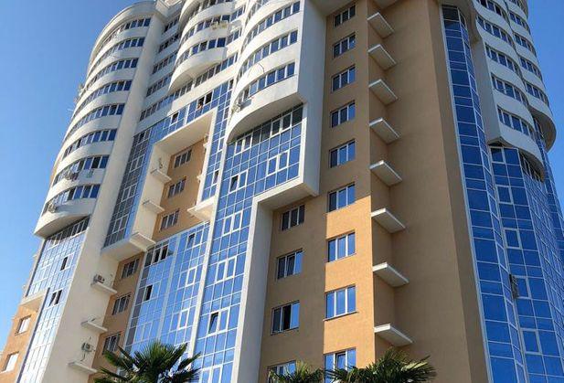Купить трёхкомнатную квартиру по адресу Краснодарский край, г. Сочи, Батумское шоссе ул, дом 14