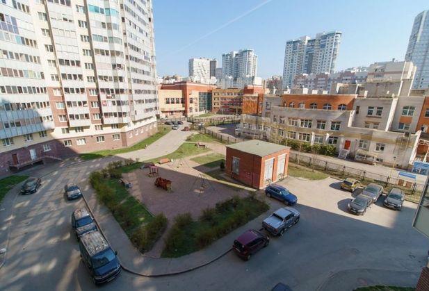 Купить однокомнатную квартиру по адресу Санкт-Петербург, Шуваловский, дом 74, к. 2