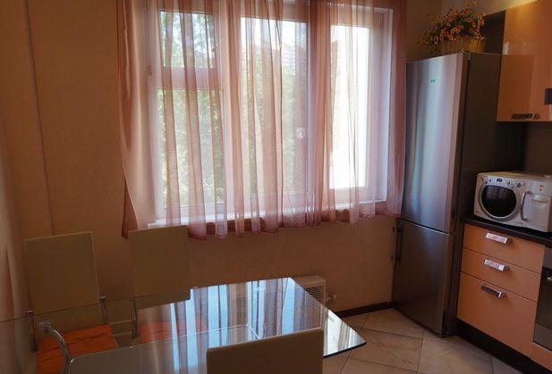 Купить двухкомнатную квартиру по адресу Москва, Седова улица, дом 7К2