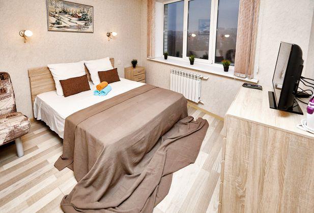 Снять квартиру со свободной планировкой по адресу Калужская область, г. Калуга, д. Андреевское, Вилонова, дом 41