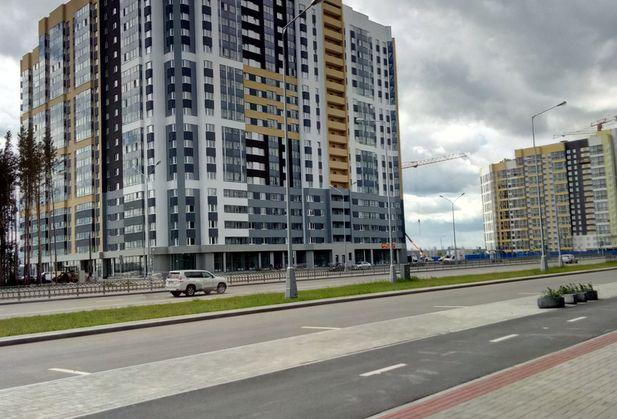 Купить квартиру со свободной планировкой по адресу Свердловская область, г. Екатеринбург, Академика Сахарова, дом 31