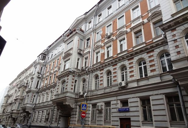 Снять офис по адресу Москва, ЦАО, Пожарский, дом 10